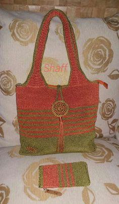 Orange series from Shaff Crochet, Surabaya, Indonesia