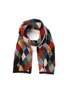country road scarf aw 2012 wouldn't this cheer you up on a chilly day?
