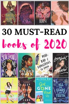 30 must read books of 2020 Books coming out in Powerful and inspiring books of 2020 book releases that everyone's waiting for. Books coming out in 2020 books to look forward to. Most anticipated YA, adult and fantasy books of 2020 Top Books To Read, Books To Read In Your 20s, Ya Books, Good Books, Best Book Club Books, Fiction Books To Read, Humor Books, Books To Read For Women, Best Books For Teens