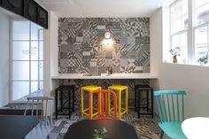 Kafé Nordic by Nordic Bros. Design Community, Seoul – South Korea