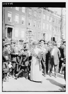 Mrs. Suffern (LOC) by The Library of Congress, via Flickr