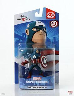 Disney INFINITY: Marvel Super Heroes (2.0 Edition) Captain America Figure by Disney INFINITY, http://www.amazon.com/dp/B00KWHJ0KC/ref=cm_sw_r_pi_dp_PRMiub1ED4ZZZ