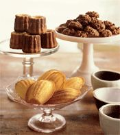 Honey Madeleines (Les Madeleines de Commercy au Miel) (Anne Willan) (50 Most Influential Women in Food, #27).