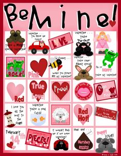 Valentine's Day Games!