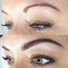 Eye Makeup, Eyebrow Makeup Tips, Eyebrow Pencil, Makeup Brushes, Tweezing Eyebrows, Threading Eyebrows, Microblading Eyebrows, Black Eyebrows, Makeup Brush Holders