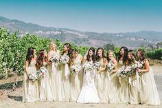 Beautiful Outdoor Wedding   Anita Martin Photography   Bridal Musings Wedding Blog 11