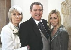 Midsomer murders - The Barnaby's - strong family ties....