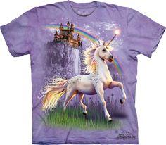 Nothing says epic like a unicorn shirt!