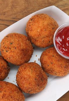 Stop Whatever You're Doing And Make These Cheese-Stuffed Chicken Nuggets