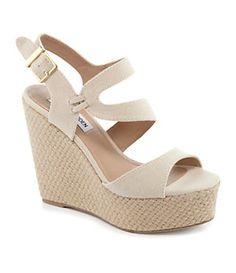 Steve Madden Jenny Wedge Sandals | Dillard's Mobile