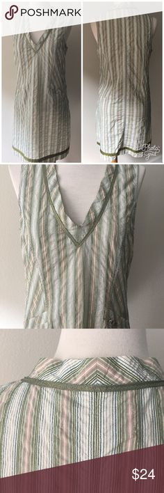 Burning Torch dress In excellent vintage condition with no flaws. Lightweight textured cotton. Pockets. Crystal embellishment on one side. Fun, unique classic anthro. Feel free to ask questions! Anthropologie Dresses