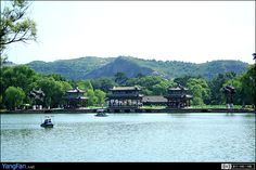 Summer Resort in Chengde, China-where Chelsea and I taught for 2 years