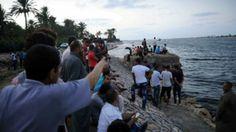 'Hàng trăm người chết' vì tàu lật - BBC Tiếng Việt