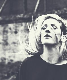 ellie goulding, being perfect. The usual.