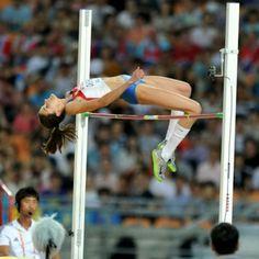 High jump, Anna Chicherova