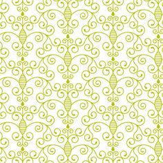 Simply Swirls Shelf Paper Drawer Liner, 120x12, Fine Weave Fabric, Green traditional-drawer-and-shelf-liners