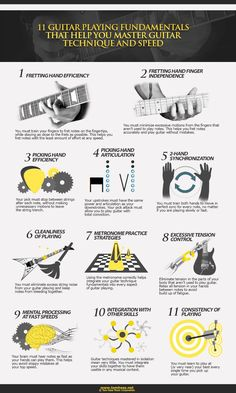 Learn to Play Guitar Notes - Play Guitar Tips Music Theory Guitar, Guitar Chord Chart, Music Guitar, Playing Guitar, Acoustic Guitar, Learning Guitar, Guitar Chords Beginner, Guitar For Beginners, Easy Guitar