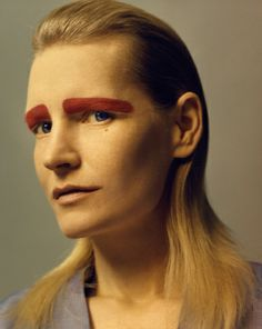 MAP - News – Jamie Hawkesworth Shoots Kirsten Owen and Anne Catherine Lacroix for Self Service