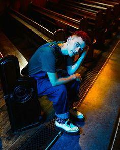 Olly Alexander for Q Magazine by Jordan Curtis Hughes