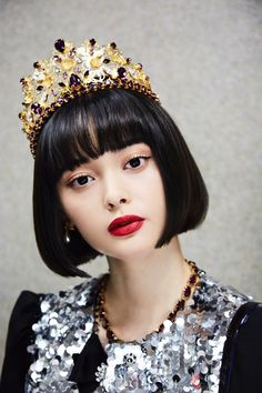 The Beauty Look for the Dolce&Gabbana Isetan Shinjuku Fashion Show. #DGBeauty #DGLovesJapan  #ドルガバ  #DGラブジャパン  #DGMillennials #makeup