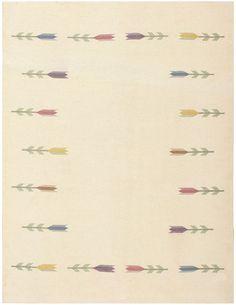 Vintage Scandinavian Swedish Carpet 48448 Detail/Large View - By Nazmiyal
