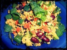 [Cooking Monday #102] Bunte Hirsepfanne mit Kidneys︱ Vegan ︱ lecker︱ gesund︱High Carb - YouTube
