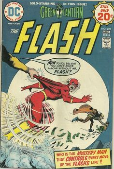 The Flash  # 228 - VF+ -1974 - DC Comics - Bronze Age - Very Nice