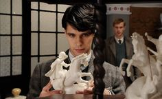 James D'Arcy and Ben Whishaw in Cloud Atlas