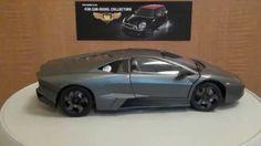 Lamborghini Reventon 1:18 Diecast review