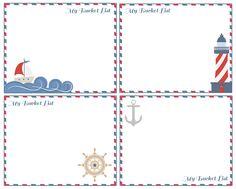 Free Summer Bucketlist Printables