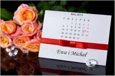 Zaproszenia Ślubne kalendarz