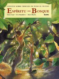 """Espíritu del bosque"" -- VVAA -- Ed. Blume"