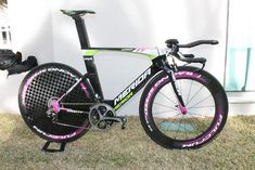 Pro bikes: Team Lampre-Merida's new Warp TT bike | road.cc | Road cycling news, Bike reviews, Commuting, Leisure riding, Sportives and more