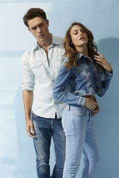 Serenay sarıkaya mavi jeans reklamı | Medcezir Dizi Kıyafetleri
