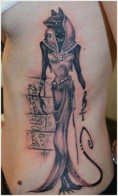egyptian goddesses tattoos - Google Search