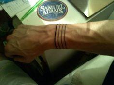 band tattoo