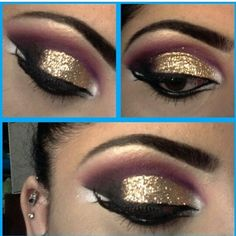 Arabian nights make up