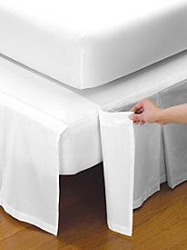 Bed Skirts | LinenSource
