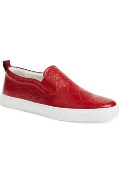 31134f37d87 Gucci Dublin Slip-On Sneaker (Men)