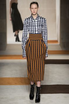 Victoria Beckham Fall 2016 Ready-to-Wear Fashion Show - Jay Wright