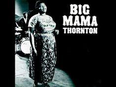 Big Mama Thornton - That Lucky Old Sun.  My favorite.