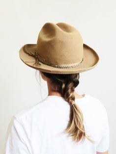 Vintage Stetson Open Road Hat SOLD