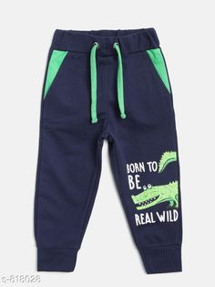 Checkout this latest Trackpants & Joggers Product Name: *Elegant Fleece Kid's Trackpant* Sizes:  2-3 Years Country of Origin: India Easy Returns Available In Case Of Any Issue   Catalog Rating: ★4.3 (458)  Catalog Name: Born Star Stunning Fleece Kid's Trackpants Vol 1 CatalogID_94207 C59-SC1186 Code: 262-818028-375