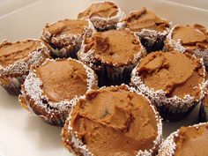Dairy Free Frosting - made with Coconut Oil - DELICIOUS!!