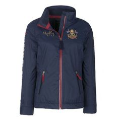 Pikeur Berit Waterproof Coat In Navy Pikeur Pinterest