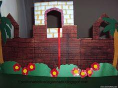 Escolinha Bíblica da Garotada: Lição 2- juniores: Um ato heróico de Raabe