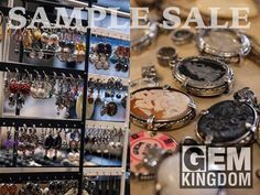 Sample Sale Gem Kingdom -- Amsterdam -- 23/05