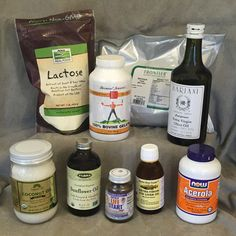 Nourishing Traditions Kit for Homemade Baby Formula EVCLO<br>Domestic Version