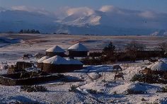 travel in Southern Africa... www.safrip.com ... Lesotho - Africa's Coldest Country
