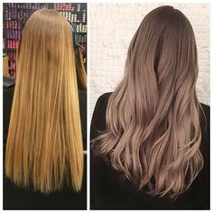 @Regrann from @maxgourgues - I R I D E S C E N T | Did her Roots #DiaRichesse 1/2 6N + 1/2 6BV 9Vol + Did some ...